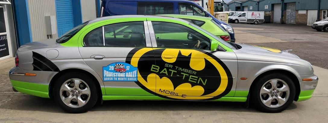 Bat-ten mobile