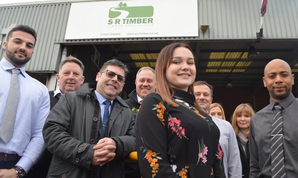 SR Timber moves to new HQ