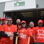 SR Timber partners with the British Heart Foundation