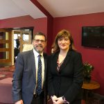 SR Timber boss tells MP about impact of Brexit on importing