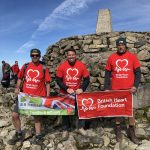 SR Timber team conquers Ben Nevis – along with SAS TV star
